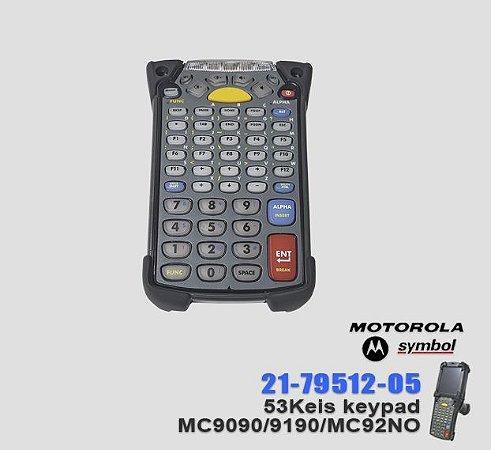 Teclado 53 Teclas Motorola-Symbol MC9090/MC9190