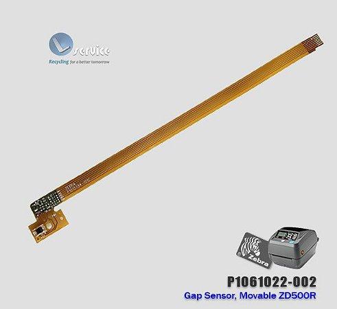 Sensor Móvel de Gap Zebra ZD500R
