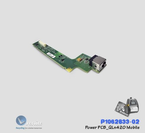 Power Board Zebra QLn420 Mobile