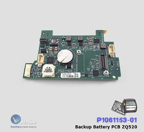 Backup Battery PCB Zebra ZQ520