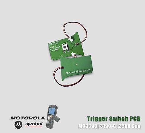 Placa do gatilho trigger Motorola-Symbol MC3090/MC3190/MC3200-Gun