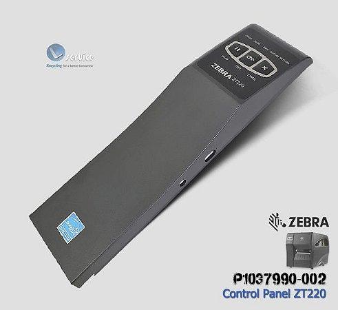 Painel Zebra ZT220|P1037990-002