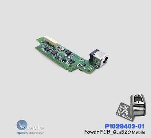 Power Board Zebra QLn320 Mobile | P1029403-01