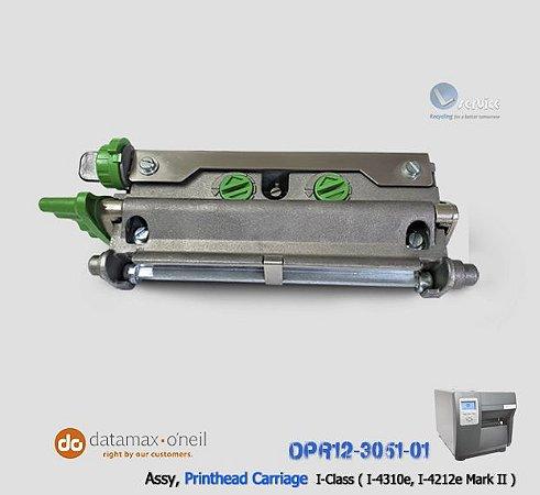 Mecanismo da cabeça Datamax i-4212e Mark II | DPR12-3052-01