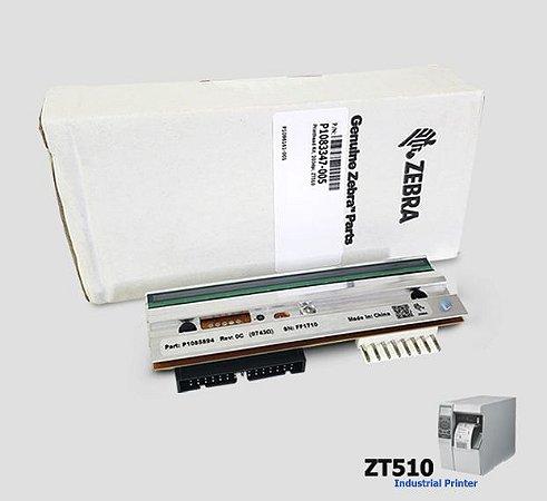 Cabeça térmica Zebra ZT510|203dpi|P1083347-005