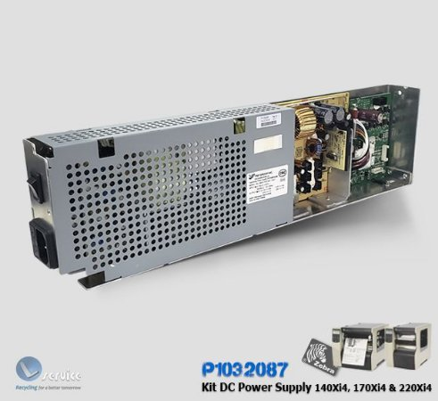 Power Supply Zebra 140Xi4, 170Xi4 & 220Xi4