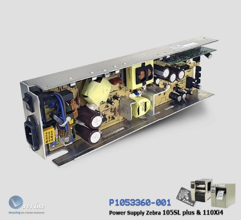 Power Supply Zebra 105SLPlus_110Xi4