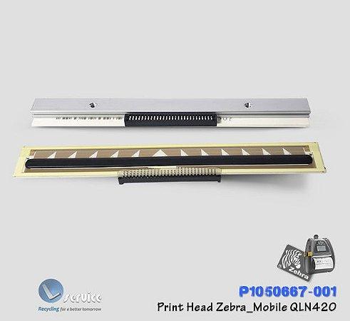 Cabeça Térmica Zebra Mobile QLn420|P1050667-001