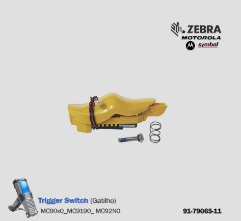 Trigger Switch (Gatilho)_MC90x0_MC9190_ MC92N0