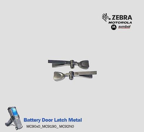 Travas da bateria MC90X0_MC9190_MC9200