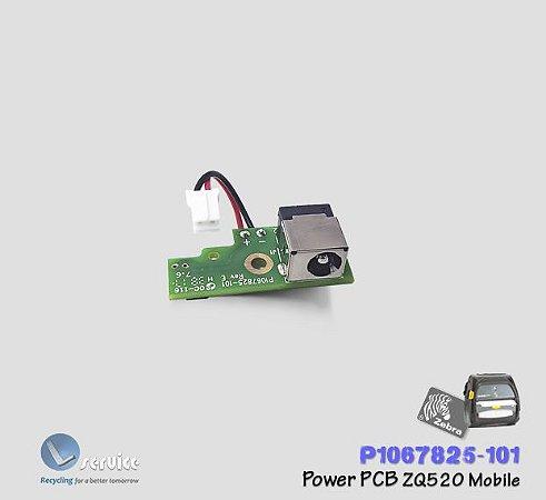 Power PCB connector DC Zebra Mobile ZQ520