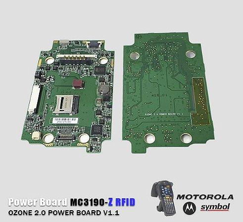 Placa de energia Coletor Symbol Motorola MC3190-Z RFID_MC319Z-G
