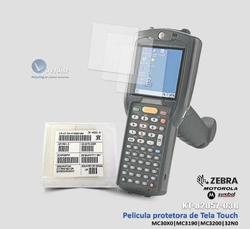 Película protetora Tela Touch Zebra MC3090, MC3190, MC32N0