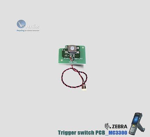 Placa do gatilho trigger Zebra MC3300