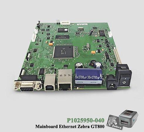 Placa Principal Ethernet Zebra GT800 |P1025950-040