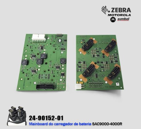 Placa principal do carregador de bateria SAC9000-4000R
