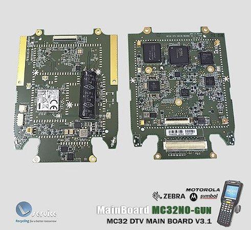 Placa Principal Zebra-Motorola-Symbol MC32N0-Gun
