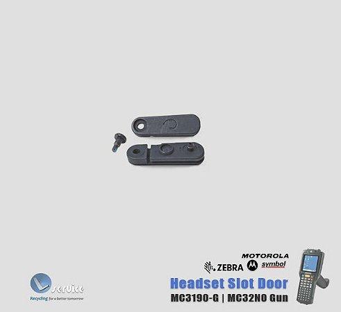 Headset Slot Door MC3190G_MC32N0G