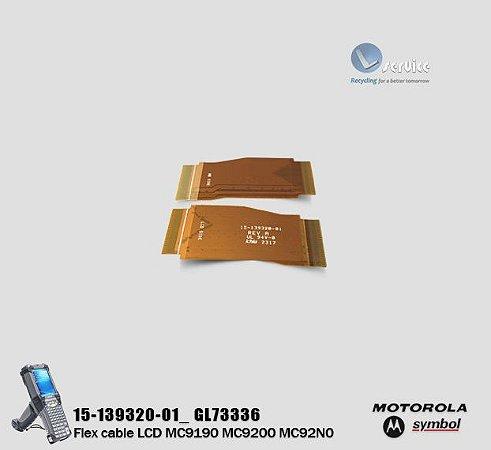 Flex Cable LCD-CPU Motorola-Symbol MC9190/MC92N0