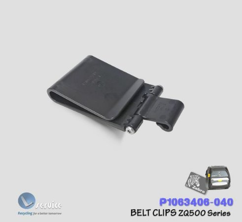 Belt Clip Zebra ZQ510_ZQ520