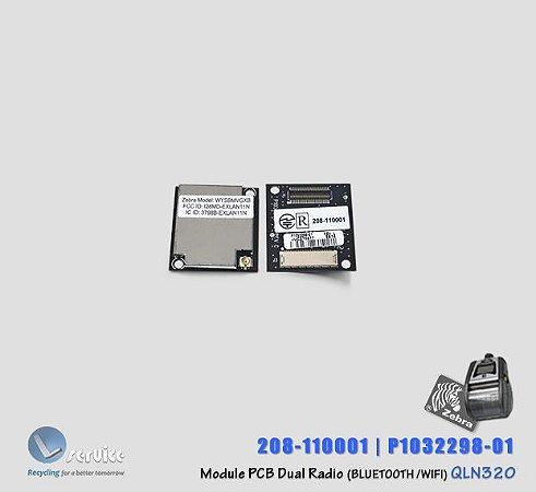 Módulo Pcb Dual Radio Zebra QLN320