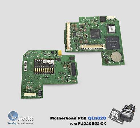 Placa principal (Motherboad PCB) Zebra QLn320
