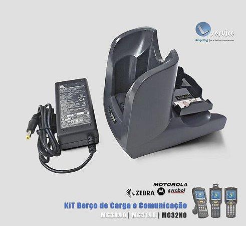 Berço de Carga e Comunicação Zebra MC32N0