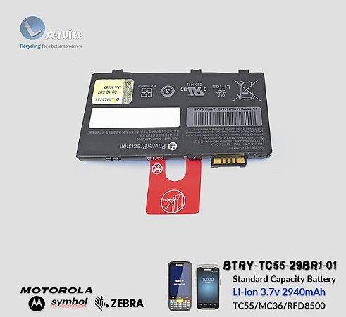 Bateria Zebra MC36_TC55 (Li-ion 3.7V _2940 mAh)
