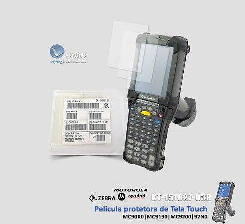 Película protetora de Tela Touch Zebra MC9090/MC9190/MC92N0