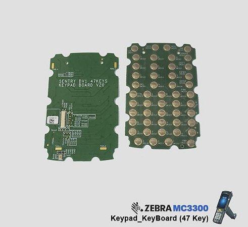 KeyBoard Keypad (47 keys) Zebra MC3300