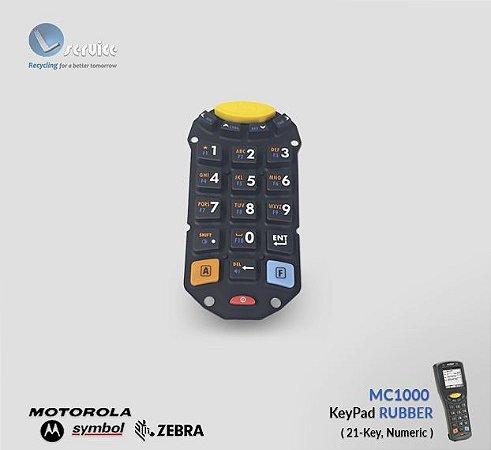 Membrana do Teclado Motorola Symbol MC1000