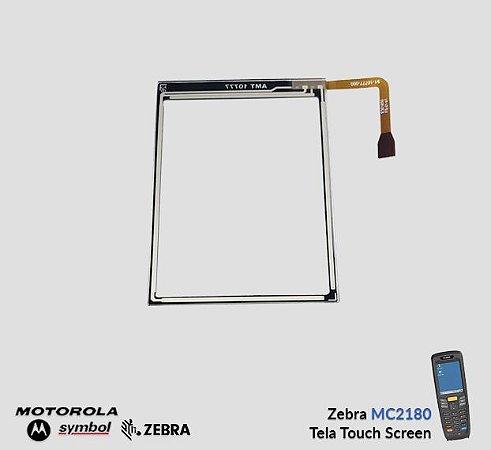 Tela Touch Screen Zebra MC2100/MC2180