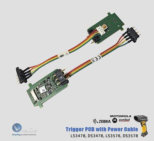 Trigger PCB Zebra LS3478_DS3478_LS3578_DS3578