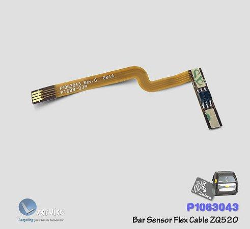 Peeler Sensor Flex Cable Zebra ZQ520