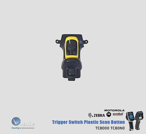 Trigger Switch Plastic Scan Button Zebra TC8000 series