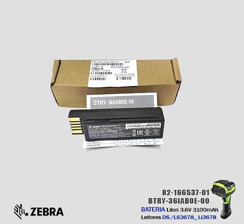 Bateria Zebra Leitores DS3678_Li3678