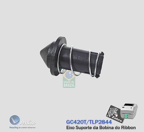 Suporte da Bobina do Ribbon Zebra GC420T/TLP2844