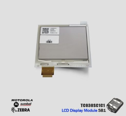 LCD Display Módulo Zebra Motorola SB1