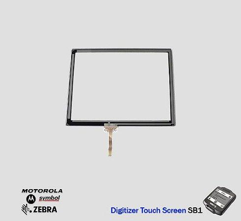 Tela touch screen Zebra Motorola SB1