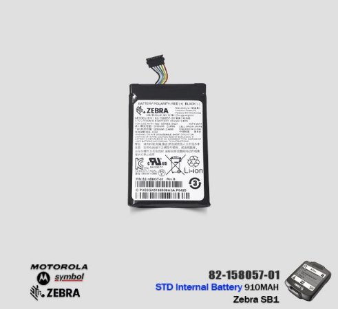 Bateria Zebra_Motorola SB1