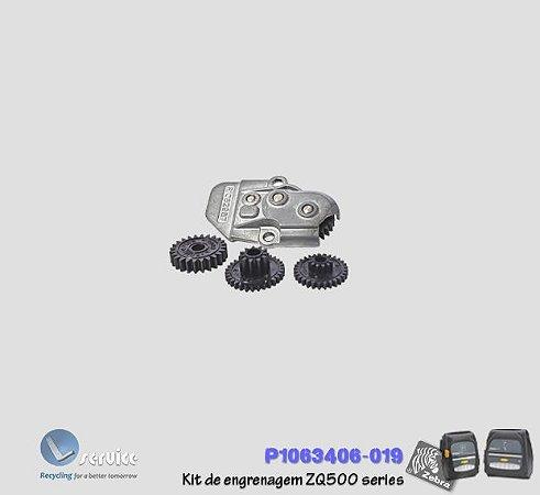 Kit de engrenagem Zebra ZQ520