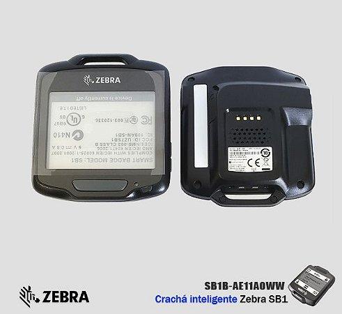 Coletor de Dados Zebra SB1