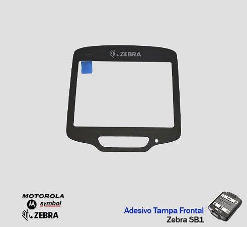 Adesivo Tampa Frontal Zebra Motorola SB1