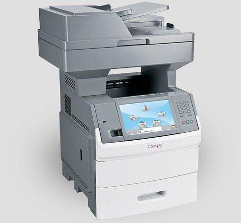Impressora Lexmark X656de Multifuncional Lexmark X656