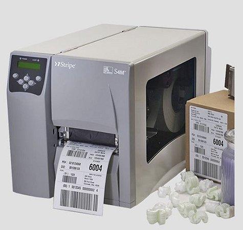 Impressora de etiquetas Zebra S4M|203DPI