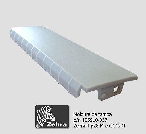 Moldura  Frontal Zebra Tlp2844 /GC420