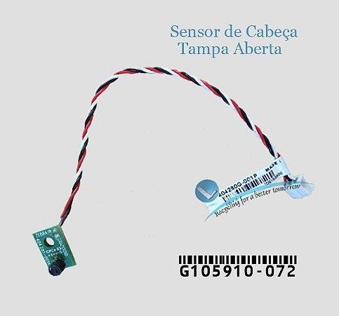 Sensor da tampa aberta Zebra Tlp2844/GC420 D/T |G105910-072