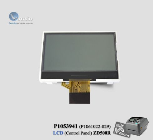 LCD (Control Panel) Zebra ZD500R