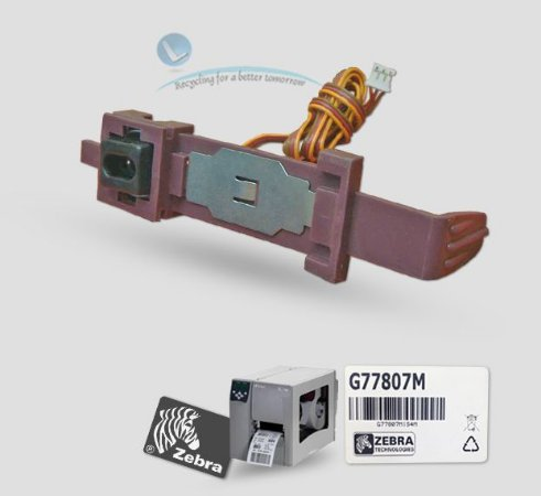 Sensor de Media Reflexivo Zebra S4M/Z4M