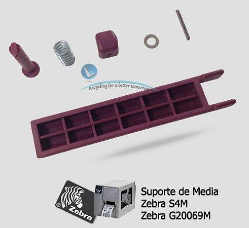 Suporte de Media Zebra S4M|G20069M